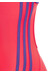 adidas 3 Stripes badpak Dames rood